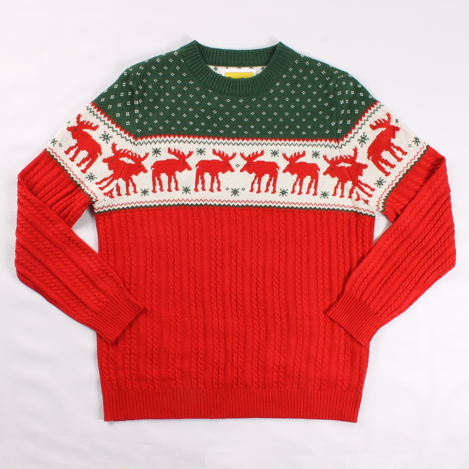 The Night Before Movie Moose Christmas Sweater - PopCult Wear