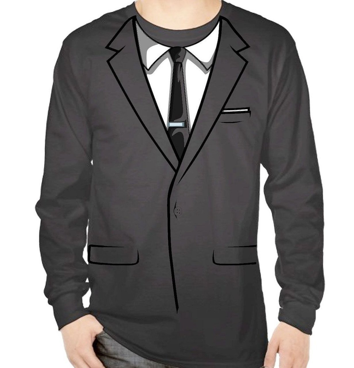 Archer Suit Long Sleeves T Shirt