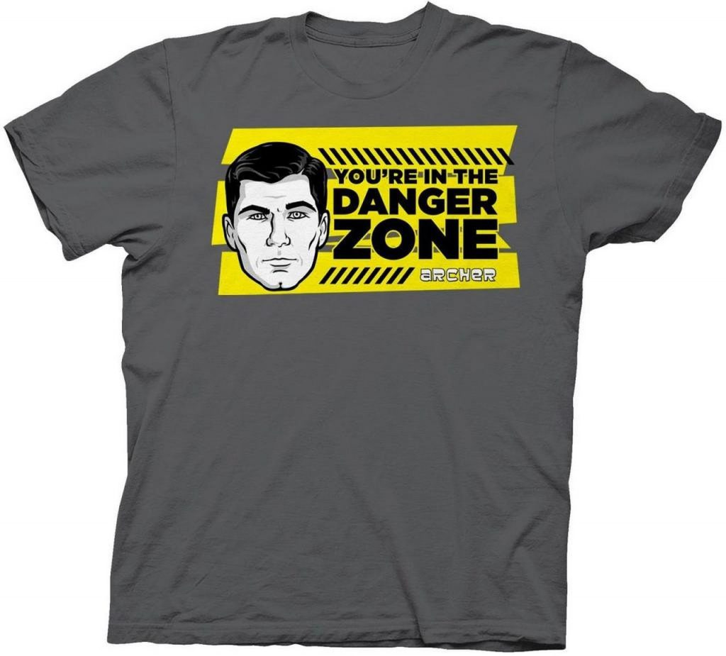Archer Youre in the Danger Zone T Shirt