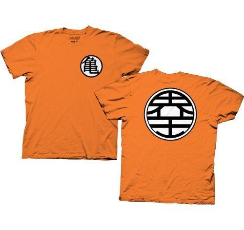 Dragonball Z DBZ Kame Symbol T shirt