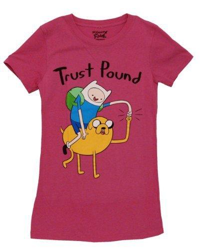 Finn Jake Trust Pound Juniors T shirt