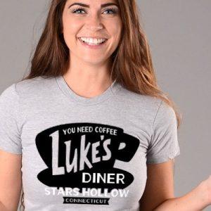 Gilmore Girls Lukes Diner T Shirt
