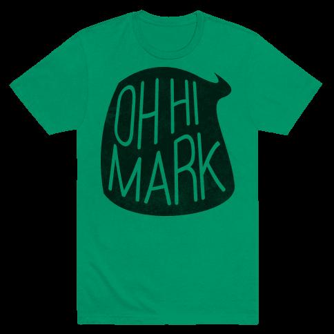 Oh Hi Mark The Room T Shirt