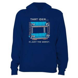 The Lego Movie Double Decker Couch Hoodie