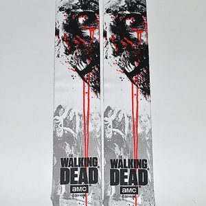 The Walking Dead Sublimated Zombie Knee High Socks