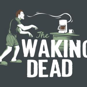 The Walking Dead The Waking Dead Hoodie