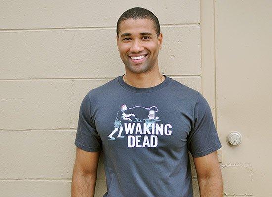The Walking Dead The Waking Dead T Shirt