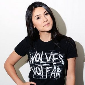 The Walking Dead Wolves Not Far T Shirt