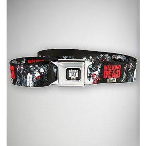 The Walking Dead Zombies Seatbelt Belt