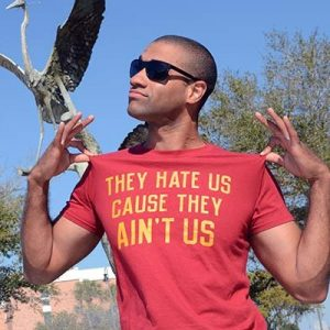 They Hate Us Cause They Aint Us T Shirt
