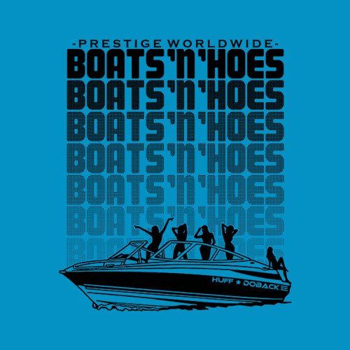 Boats N Hoes Step Brothers T Shirt