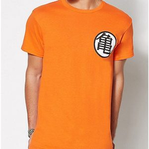 Dragon Ball Z Goku Symbol T Shirt