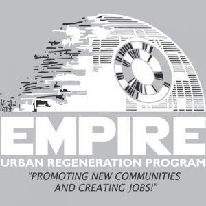 Empire Urban Regeneration Star Wars T Shirt