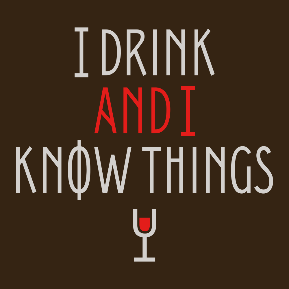 Game of Thrones I Drink and I Know Things T Shirt