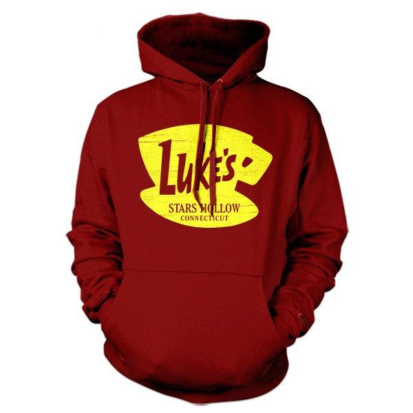 Gilmore Girls Lukes Diner Hoodie Variation 2