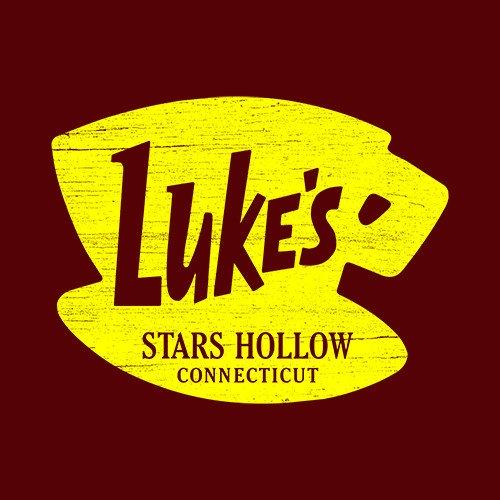 Gilmore Girls Lukes Diner T Shirt Variation 2