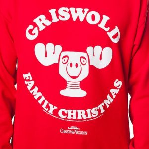 Griswold Family Christmas Moose Mug Sweatshirt