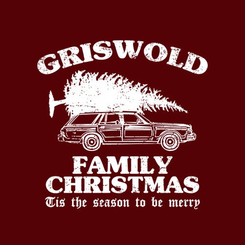 Griswold Christmas.Griswold Family Christmas National Lampoon S Christmas Vacation T Shirt