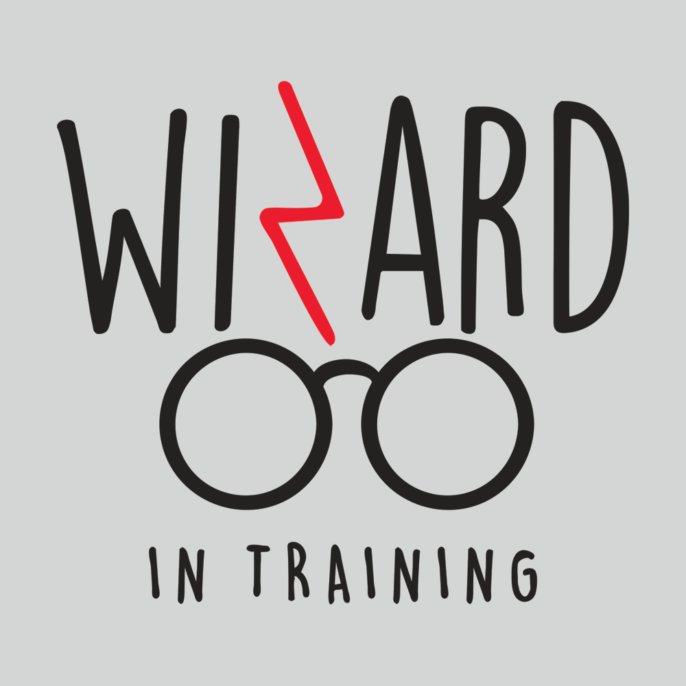 Harry Potter Wizard in Training T Shirt