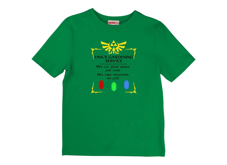 Links Gardening Service T Shirt Image2