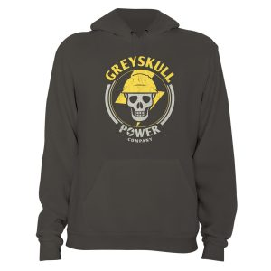 Masters of the Universe Greyskull Power Company Hoodie