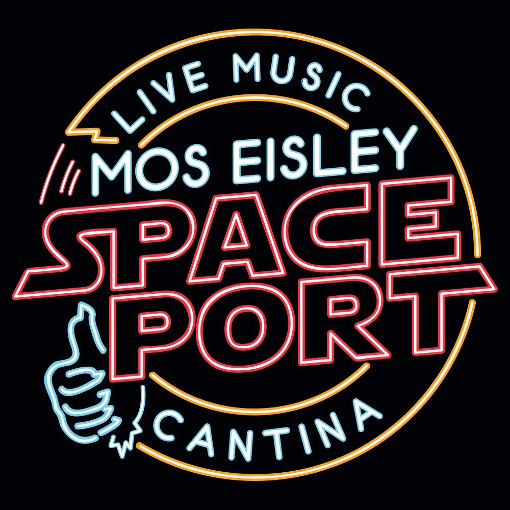 Mos Eisley Space Port Star Wars T Shirt