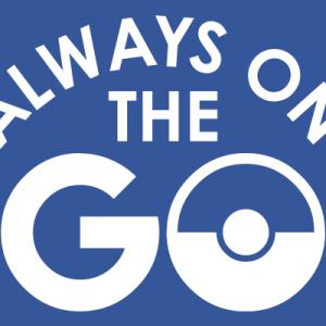 Pokemon Go Always on the Go T Shirt
