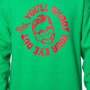 Ralphie Parker Christmas Story Sweatshirt