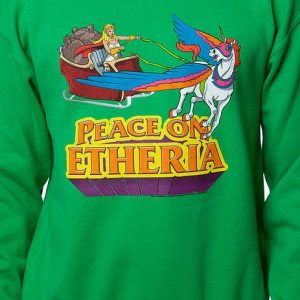 She Ra Faux Ugly Christmas Sweater