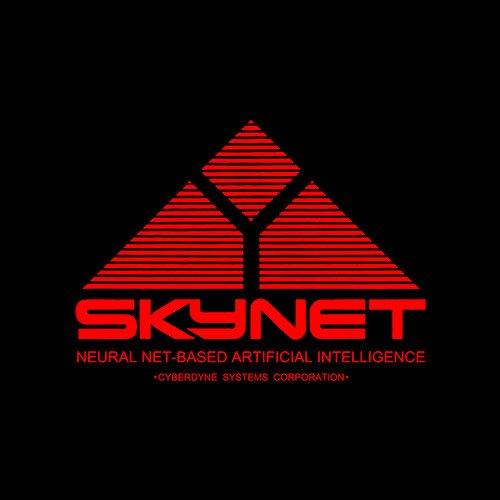 Skynet Terminator T Shirt