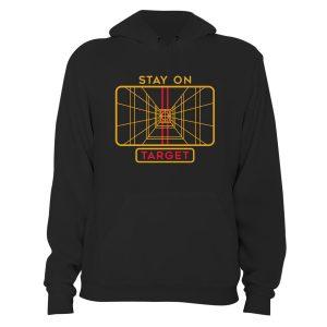 Stay on Target Star Wars Hoodies
