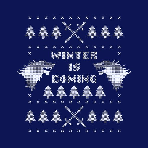 Winter Is Coming Ugly Christmas Sweater T Shirt