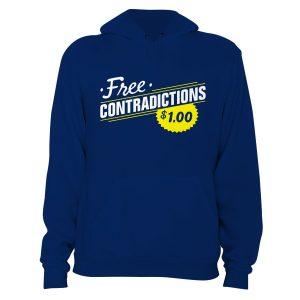 hoodie freecontradictions
