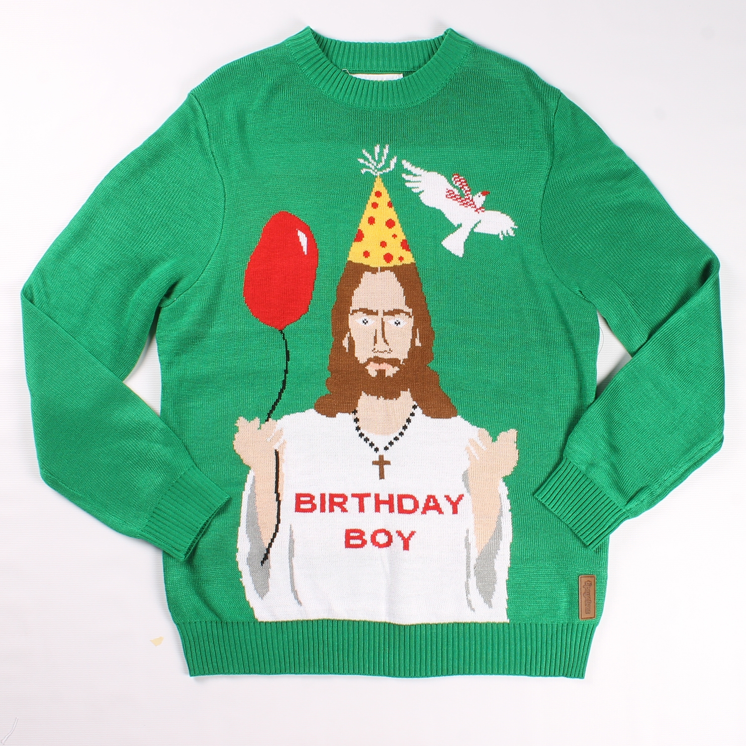 Happy Birthday Jesus Christmas Sweater