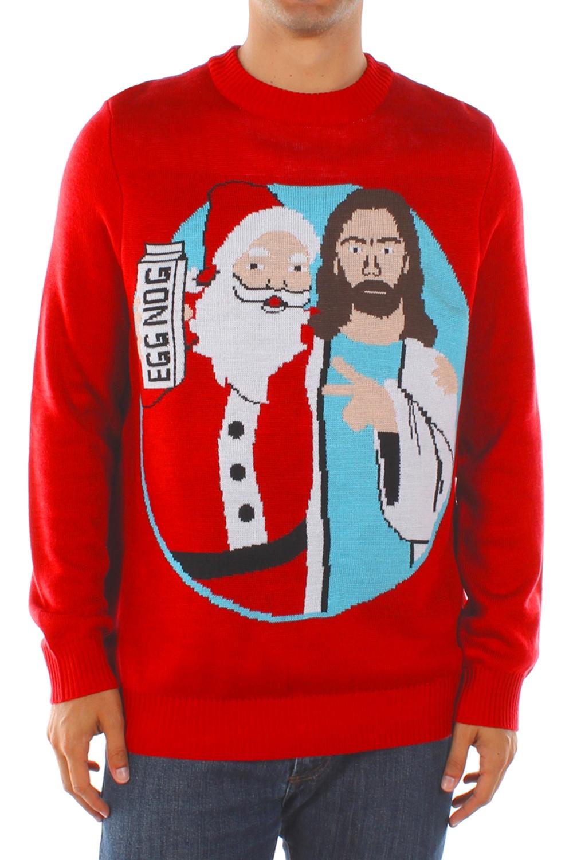 Jingle Bros Christmas Sweater - PopCult Wear