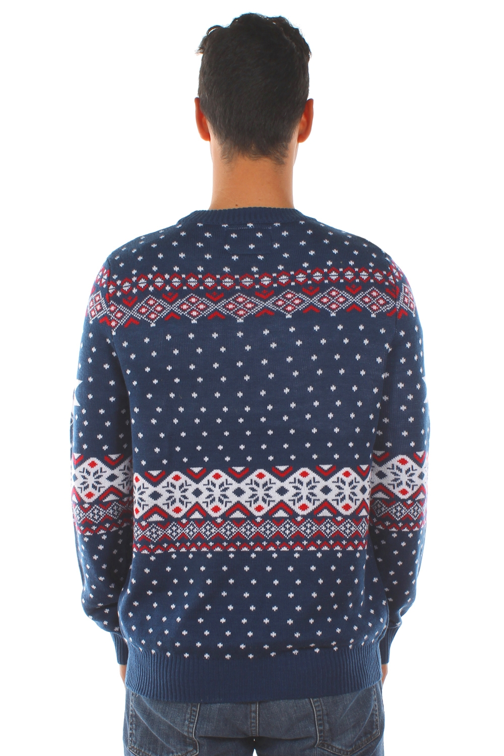 Reindeer Climax Christmas Sweater Image3