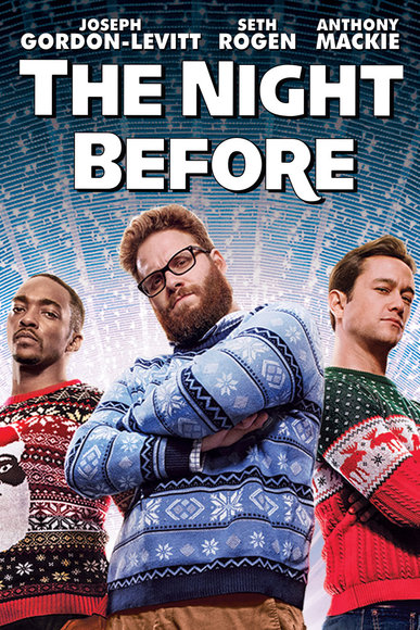 The Night Before 2015 Movie Sony