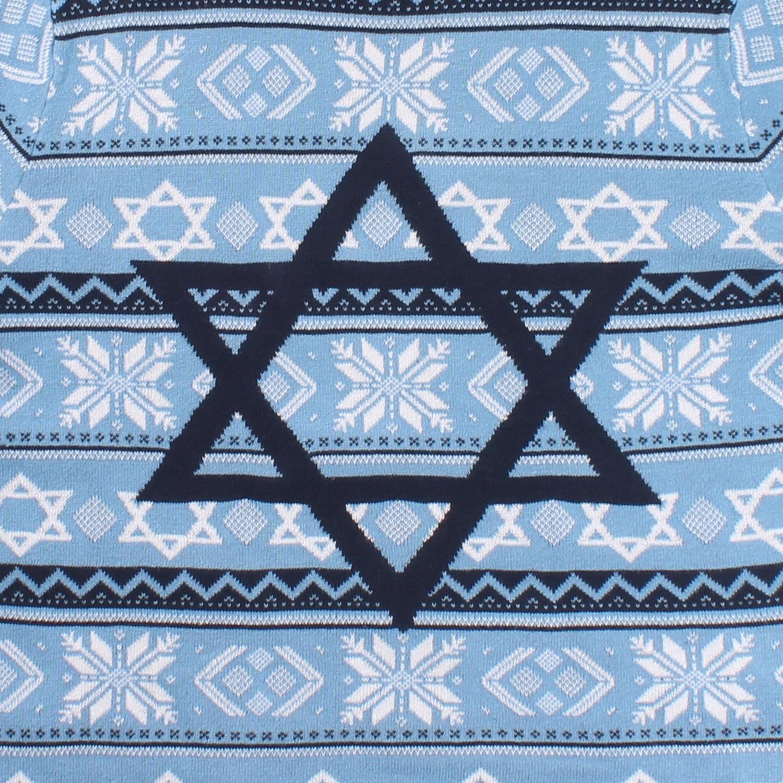 The Night Before Hanukkah Sweater Image4