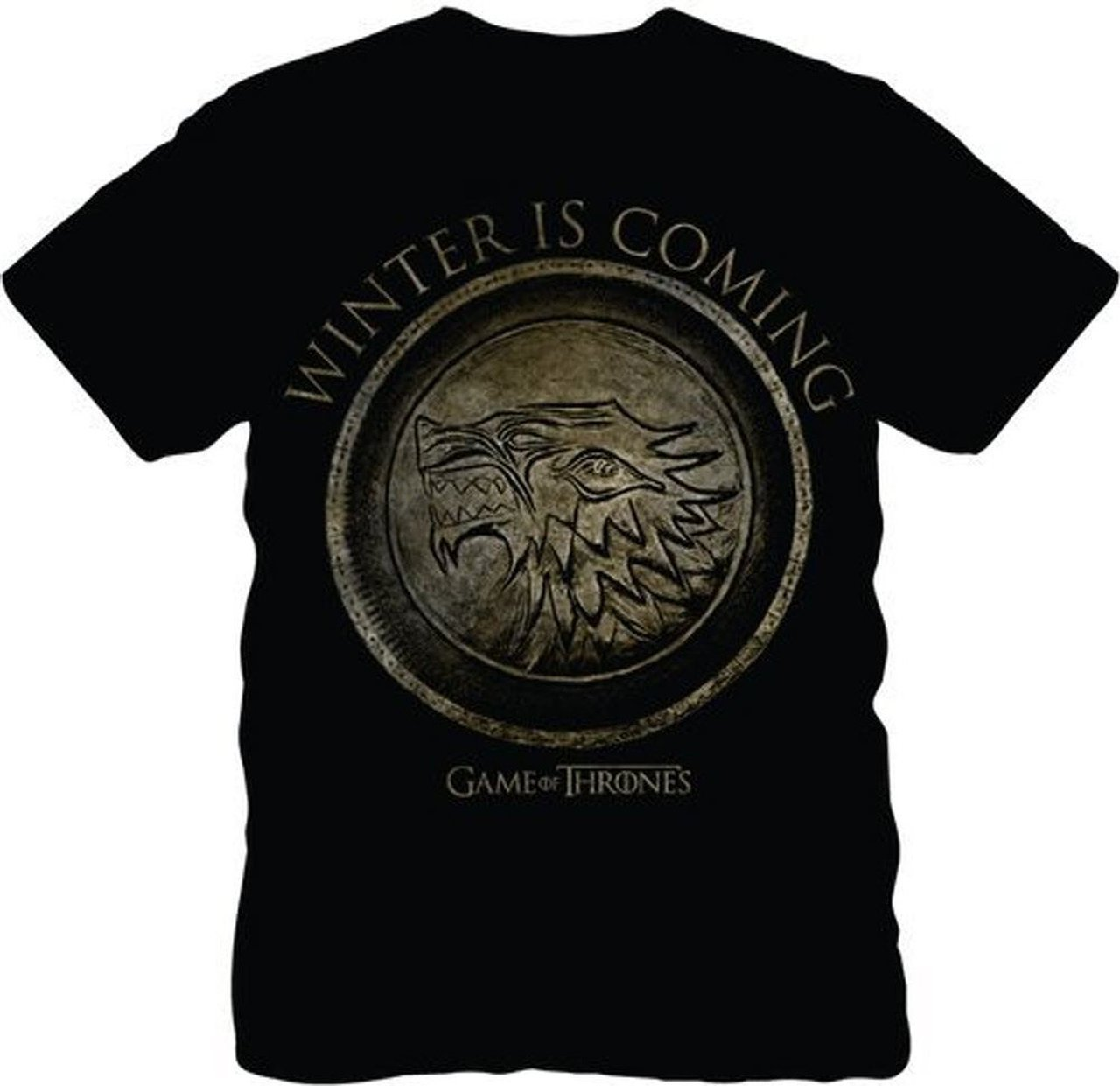 Game of Thrones Stark Sigil Winter Is Coming T Shirt