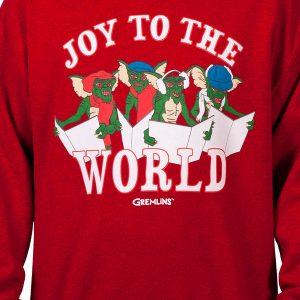 Caroling Gremlins Ugly Christmas Sweatshirt