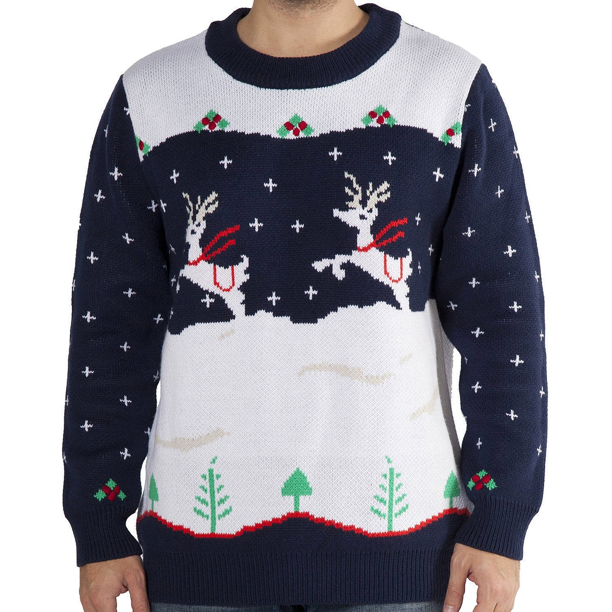 Dale Doback Christmas Sweater Step Brothers Sweater Popcult Wear