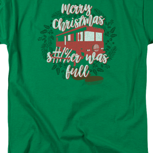Shitter Was Full National Lampoons Christmas Vacation T Shirt