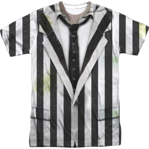 Beetlejuice Halloween Costume T Shirt