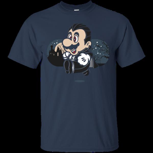 Draculooki Mario Dracula T Shirt