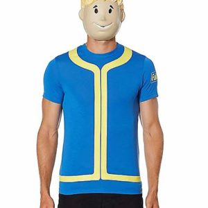 Fallout Vault Boy Costume T Shirt