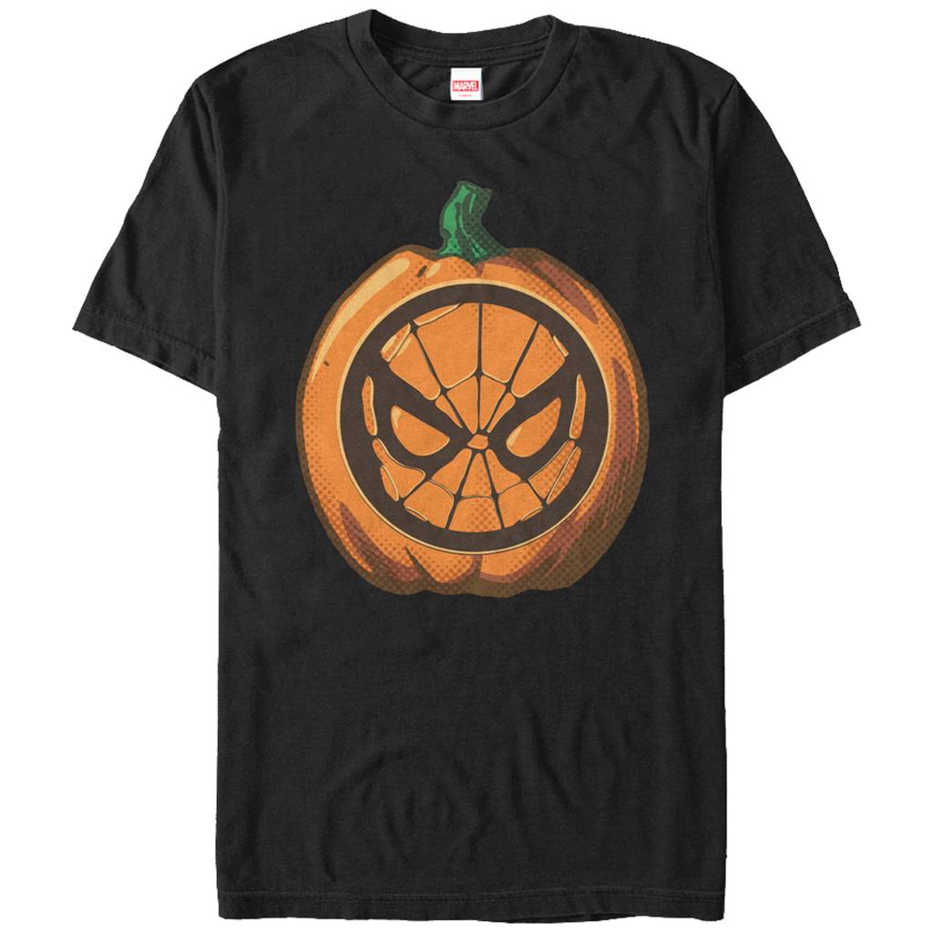 Jack o Lantern Spider Man T Shirt