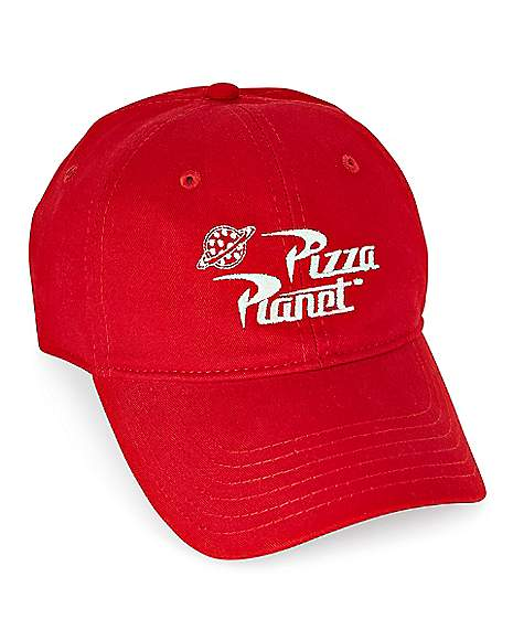 Pizza Planet Red Dad Hat Toy Story