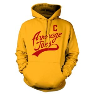 Average Joes Team Dodgeball Movie Hoodie