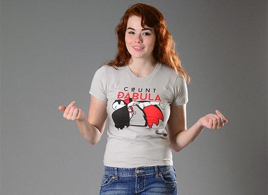 Count Dabula T Shirt Image 2