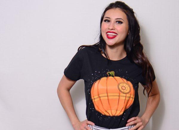 Thats No Pumpkin Star Wars Death Star T Shirt Image 2